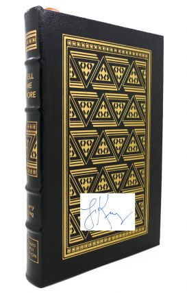 TELL ME MORE Signed Easton Press