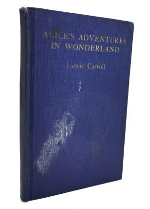 ALICE'S ADVENTURE IN WONDERLAND. Lewis Carroll