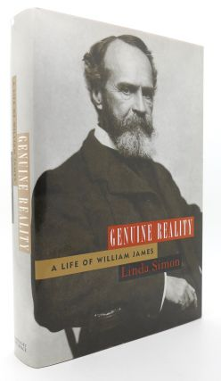 GENUINE REALITY A Life of William James