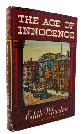 THE AGE OF INNOCENCE Modern Library No. 229. Edith Wharton