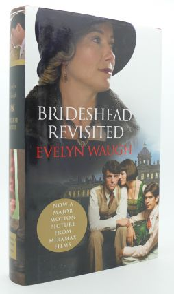BRIDESHEAD REVISITED Everyman's Library. Evelyn Waugh