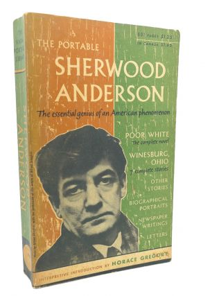 PORTABLE SHERWOOD ANDERSON. Sherwood Anderson