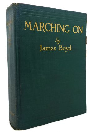 LONG HUNT / MARCHING ON Two Signed Copies