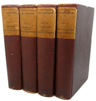 THE ROMANCES OF VICTOR HUGO Les Miserables Notre Dame De Paris, Toilers of the Sea, The Man Who Laughs, Ninety-Three, The Last Day of a Condemned, hans of Iceland, Claude Gueux: Complete 8 Volume Collection