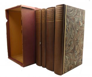 THE COMPLETE WORKS OF WILLIAM SHAKESPEARE IN 4 VOLUMES. William Shakespeare