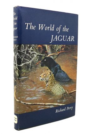 THE WORLD OF THE JAGUAR. Richard Perry