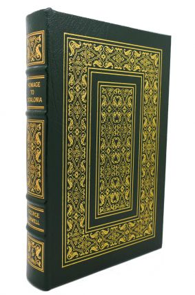 HOMAGE TO CATALONIA Easton Press. George Orwell