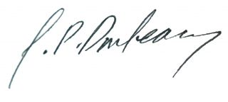 LEILA Signed Franklin Library