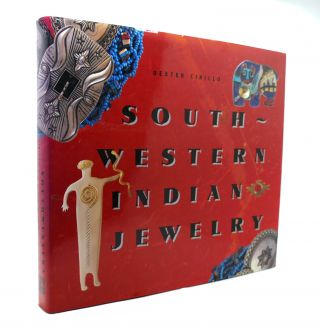 SOUTHWESTERN INDIAN JEWELRY. Dexter Cirillo