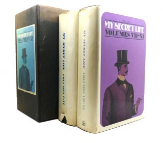 MY SECRET LIFE VOLUMES I - XI Complete in 2 Volumes, Slipcased. G. Legman