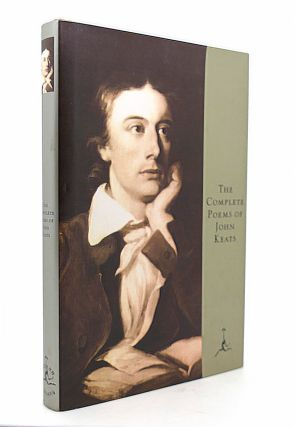 THE COMPLETE POEMS OF JOHN KEATS Modern Library. John Keats