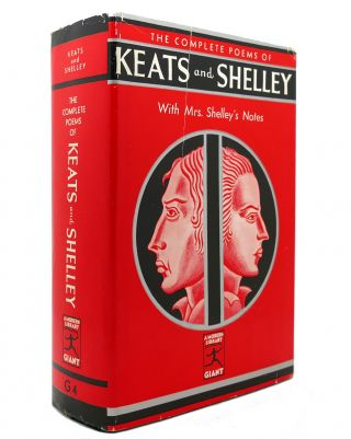 THE COMPLETE POEMS OF KEATS AND SHELLEY Modern Library No G4. John Keats, sshe Shelley