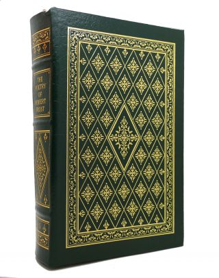 THE POETRY OF ROBERT FROST Easton Press. Robert Frost