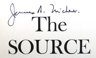 THE SOURCE Signed