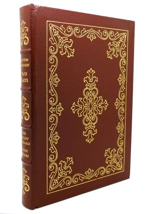 TWO PLAYS Easton Press. Anton Chekhov