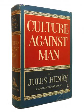CULTURE AGAINST MAN