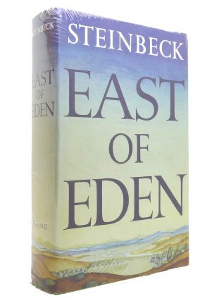 EAST OF EDEN The First Edition Library - FEL. John Steinbeck