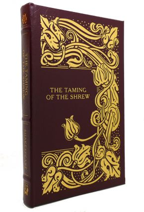 THE TAMING OF THE SHREW Easton Press