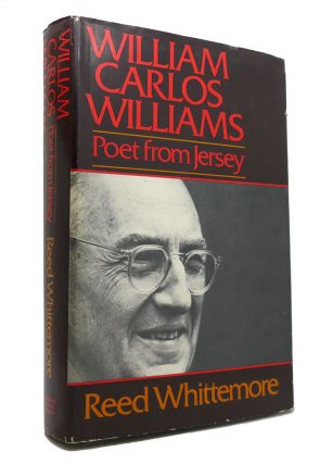WILLIAM CARLOS WILLIAMS Poet from Jersey