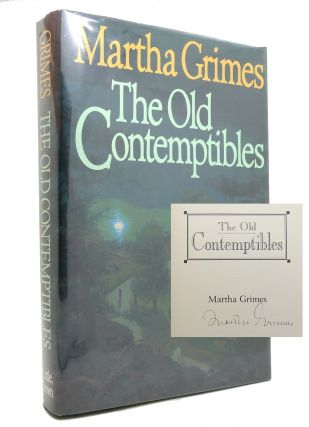 THE OLD CONTEMPTIBLES Signed 1st