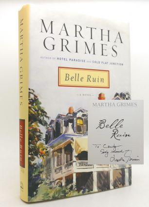 BELLE RUIN Signed 1st