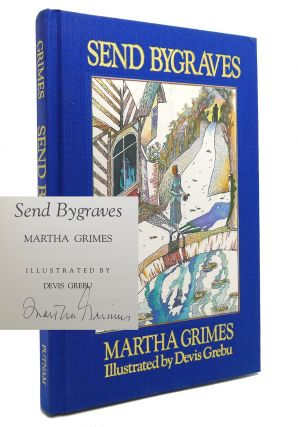SEND BYGRAVES Signed 1st