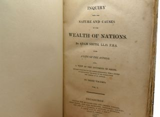 THE WEALTH OF NATIONS An Inquiry Into the Nature and Causes of the Wealth of Nations