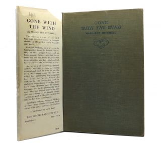 GONE WITH THE WIND Signed 1st