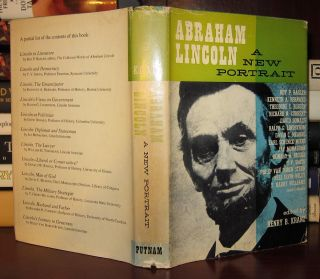 ABRAHAM LINCOLN A New Portrait