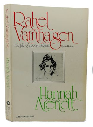 RAHEL VARNHAGEN, The life of a Jewish woman