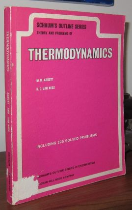 THEORIES AND PROBLEMS OF THERMODYNAMICS