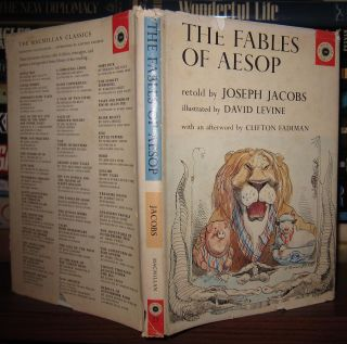 THE FABLES OF AESOP. Aesop, Joseph Jacobs