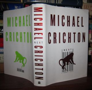 NEXT. Michael Crichton