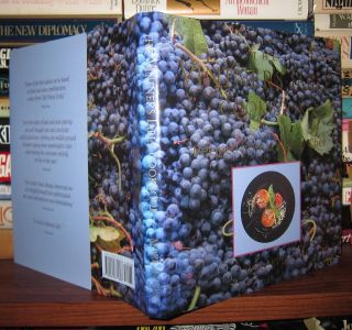 THE VINTNER'S TABLE COOKBOOK Recipes from a Winery Chef. Mary Evely, M. J. Wickham