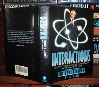 INTERACTIONS A Journey through the Mind of a Particle Physicist and the Matter of This World....