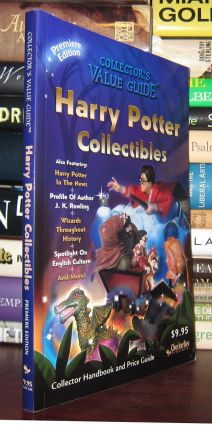 HARRY POTTER COLLECTIBLES Premiere Collector Handbook & Price Guide