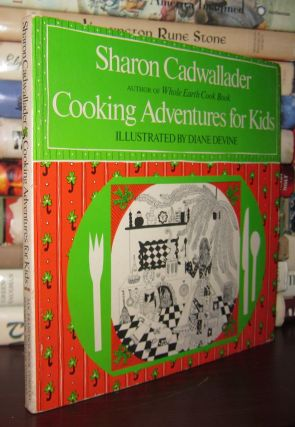 COOKING ADVENTURES FOR KIDS