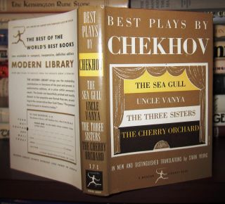 BEST PLAYS OF CHEKHOV The Sea Gull, Uncle Vanya, the Three Sisters, the Cherry Tree. Anton Chekhov