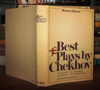 BEST PLAYS BY CHEKHOV. Anton Pavlovich Chekhov, Stark Young