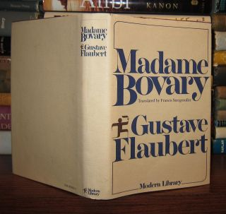 MADAME BOVARY Patterns of Provincial Life