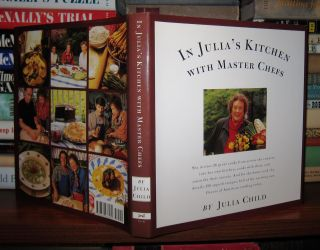IN JULIA'S KITCHEN WITH MASTER CHEFS. Julia Child