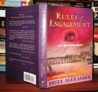 RULES OF ENGAGEMENT. Bruce Alexander