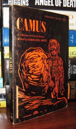 CAMUS A Collection of Critical Essays. Germaine - Albert Camus Bree