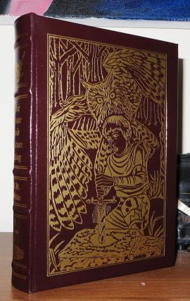 THE ONCE AND FUTURE KING Easton Press