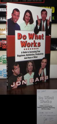 DO WHAT WORKS Signed 1st