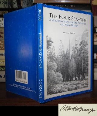THE FOUR SEASONS Signed 1st