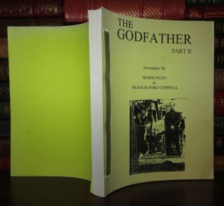 THE GODFATHER PART ( 2 ) II THE SCREENPLAY