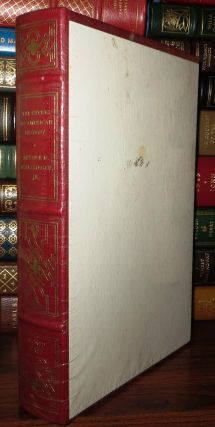 THE CYCLES OF AMERICAN HISTORY Signed 1st Franklin Library. Arthur M. Schlesinger Jr