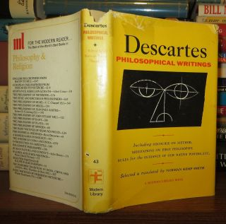 DESCARTES PHILOSOPHICAL WRITINGS