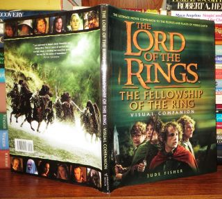 FELLOWSHIP OF THE RING VISUAL COMPANION. Jude J. R. R. Tolkien Fisher